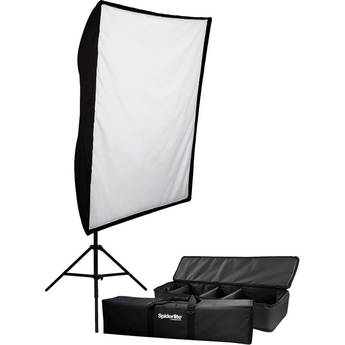 Westcott Spiderlite TD5 Large Shallow Bank Softbox Kit (120V)