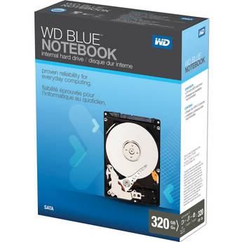 "WD 320GB WD Scorpio Blue SATA 2.5"" Hard Drive"