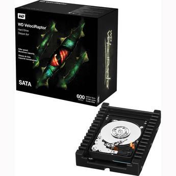 "WD 600GB WD 3.5"" VelociRaptor SATA Hard Drive"