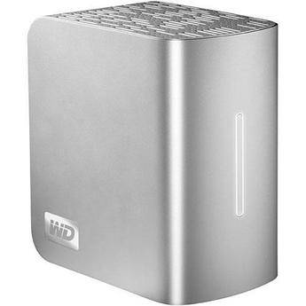 WD 6TB My Book Studio Edition II Quad Interface External Hard Drive