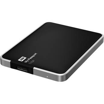 WD 500GB My Passport Edge For Mac USB 3.0 Portable Hard Drive