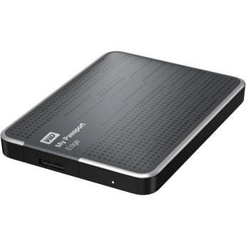 WD 500GB My Passport Edge USB 3.0 Portable Hard Drive