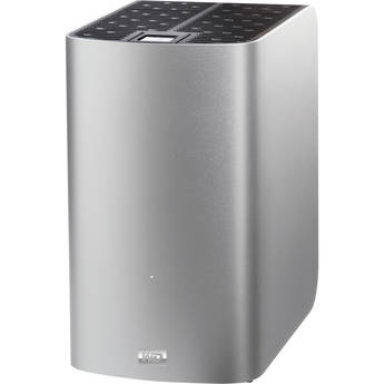WD 6TB My Thunderbolt Duo Dual-Drive Storage System