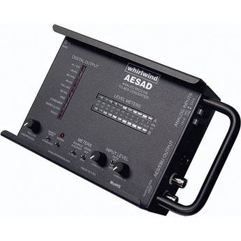 Whirlwind AESAD - Portable Analog To AES Converter