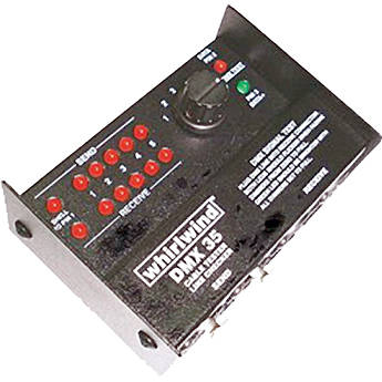 Whirlwind DMX35 Cable Integrity Tester
