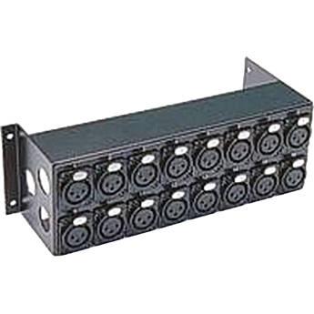 Whirlwind E-Snake 2 Adapter Panel
