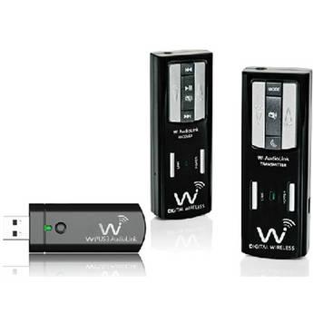 Wi Digital Wi AudioLink MP Pocket Portable Stereo Digital Wireless Instrument System
