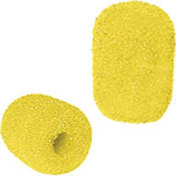 "WindTech 1100 Series Cylindrical Windscreen for 1/4"" Diameter Mics (Yellow)"