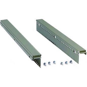 "Winsted Rack Rail Adaptors (pair) 19.25"""