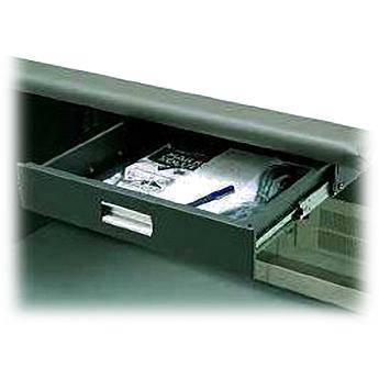 "Winsted 88323  3.5"" Pullout Utility Drawer (Black)"