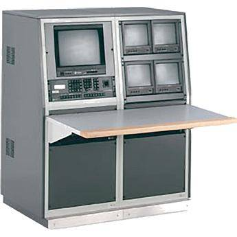 Winsted K8555 Two-Bay Slope Security Console (System/85 Series)