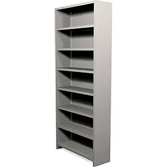 """Winsted T2270 48"""" Wide Single Face Stationary Cabinet (Gray)"""