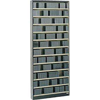 Winsted WIT7393 Add-On CD Cabinet (Brown/Beige)