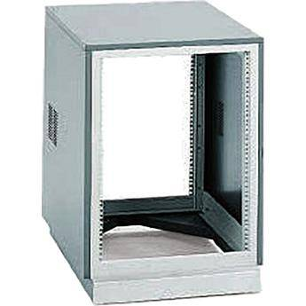 Winsted Steel Vertical Rack Cabinet System (Gray)