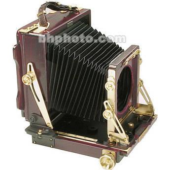 Wista 45DXIII Cherry 4x5 Wooden Field Camera