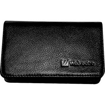 Wolverine Leather Case for the Wolverine ESP Multimedia Storage Player