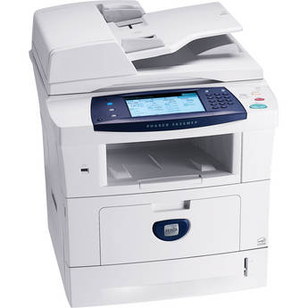 Xerox Phaser 3635MFP/S Network Monochrome All-in-One Laser Printer