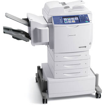 Xerox WorkCentre 6400/XF Network Color All-in-One Laser Printer