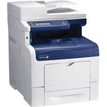 Xerox WorkCentre 6605/DN Network Color All-in-One Laser Printer