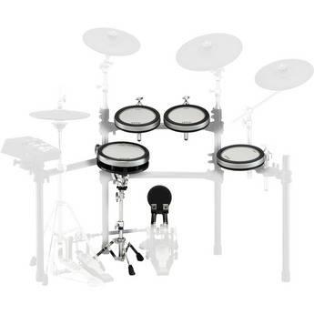 Yamaha DTP750P Electronic Drum Pad Set