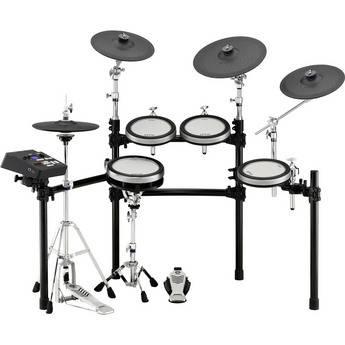 Yamaha DTX750K Electronic Drum Set B&H Kit
