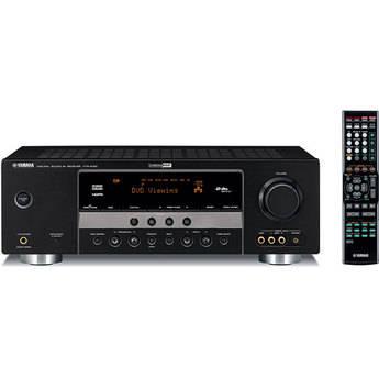 Yamaha HTR-6130BL 5.1-Channel Digital Home Theater Receiver (Black)