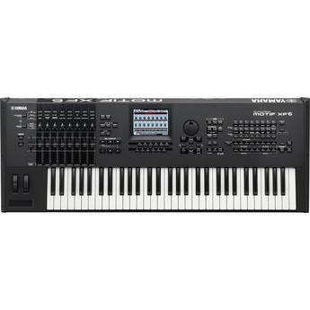 Yamaha MOTIF XF6 Workstation Keyboard