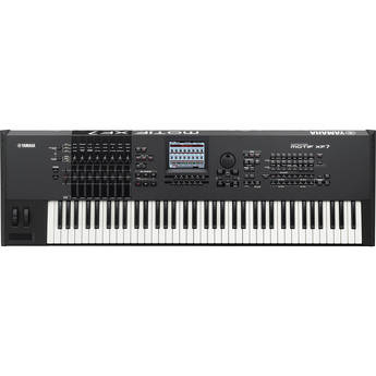 Yamaha MOTIF XF7 Workstation Keyboard