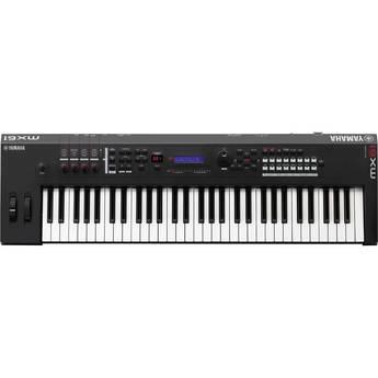 Yamaha MX61 61-Key Music Production Synthesizer