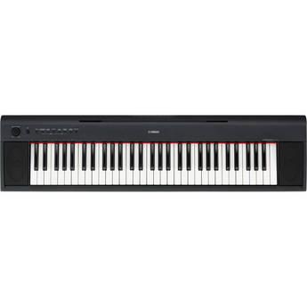 Yamaha NP11 Piaggero 61 Key Piano-Style Keyboard