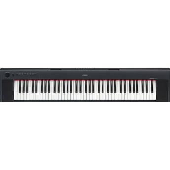 Yamaha NP31 Piaggero 76 Key Piano-Style Keyboard