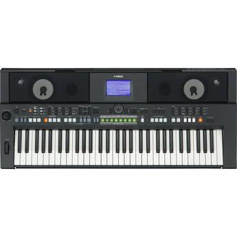 Yamaha PSR-S650 61-Key Arranger Workstation