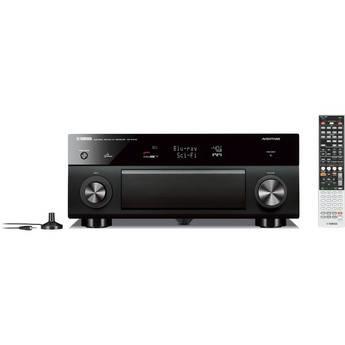 Yamaha RX-A1010 7.2-Channel A/V Receiver (Black)