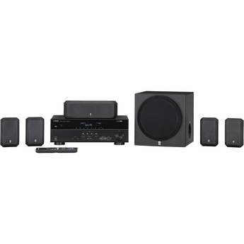 Yamaha YHT-397BL Home Theater System
