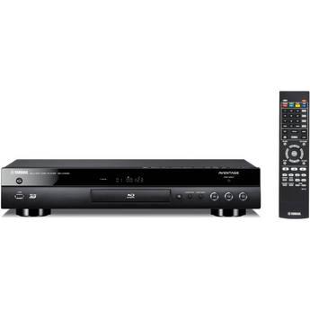 Yamaha BD-A1020 Blu-ray Disc Player with Wi-Fi