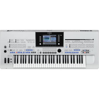 Yamaha Tyros4 61-Key Arranger Workstation Keyboard