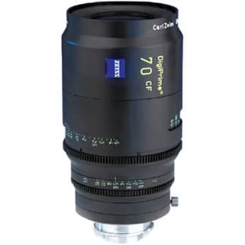Zeiss DigiPrime 70mm T1.6 Cine Lens