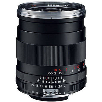 Zeiss Distagon T* 35mm f/2 ZS Lens for M42 Screw Mount