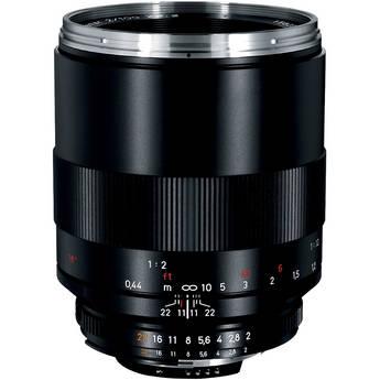 Zeiss Makro-Planar T* 100mm f/2 ZF.2 Lens for Nikon F-Mount Cameras