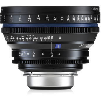 Zeiss Compact Prime CP.2 21mm/T2.9 Cine Lens (F Mount)