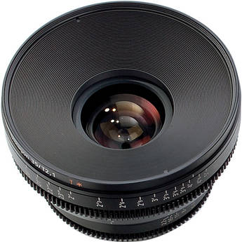 Zeiss Compact Prime CP.2 35mm/T2.1 Cine Lens (F Mount)