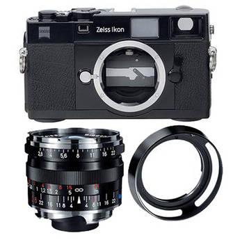 Zeiss Ikon Rangefinder Film Camera