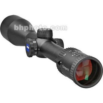 Zeiss 4.5-14x44 AO MC Conquest Riflescope (Matte Black)