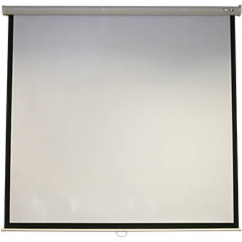 """Acer M87-S01MW Manual Projection Screen (69 x 69"""")"""