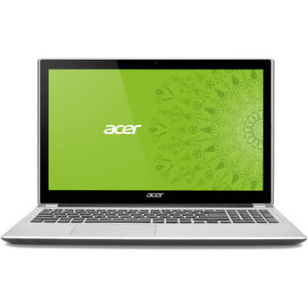 """Acer Aspire V5-571P-6407 15.6"""" Multi-Touch Notebook Computer (Silky Silver)"""