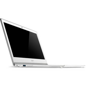 """Acer Aspire S7-392-9890 Multi-Touch 13.3"""" Ultrabook Computer (Crystal White)"""