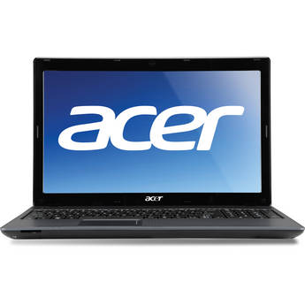 "Acer Aspire AS5733-6426 15.6"" Notebook Computer (Mesh Gray)"