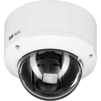 ACTi B911 3MP Outdoor Mini PTZ Network Dome Camera