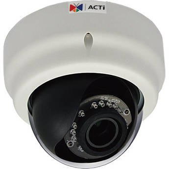 ACTi E64 1 Mp Day & Night IR Indoor Dome Camera