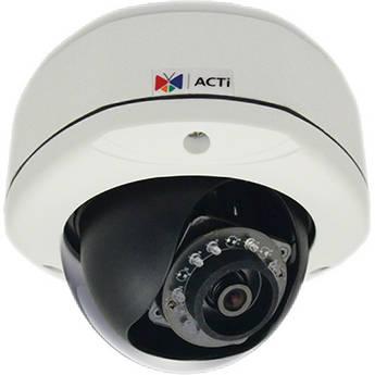 ACTi E71 1 Mp Day & Night IR Outdoor Dome Camera